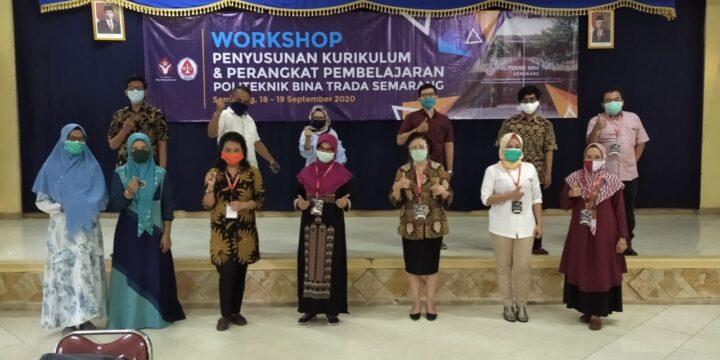 Workshop Penyusunan Kurikulum & Perangkat Pembelajaran 2020