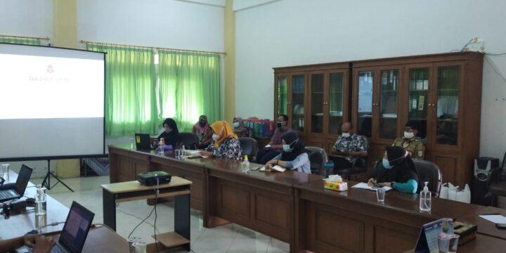 Rapat PMB 2021-2022