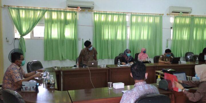 Rapat PMB dan Akreditasi TEM