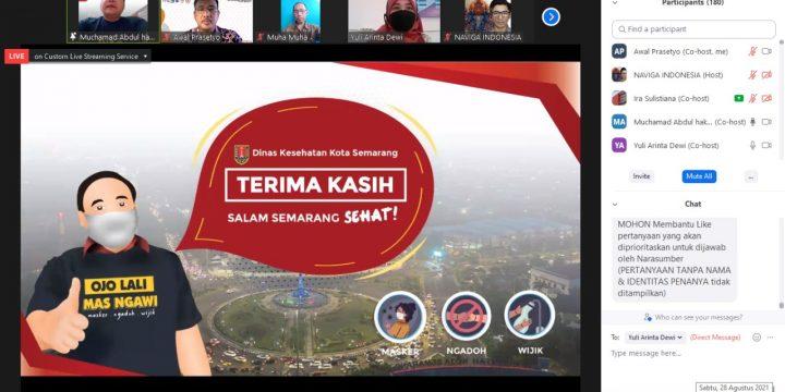 "Aplikasi ""Sahabat UDD"" di Webinar Zero to Hero"